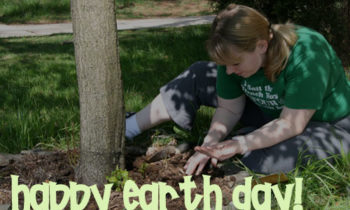 Earth Day: How to Get Your Kids Involved